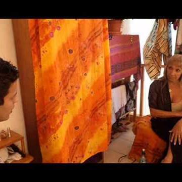 Primera visita Internacional de Olga Tallone a Costa Rica